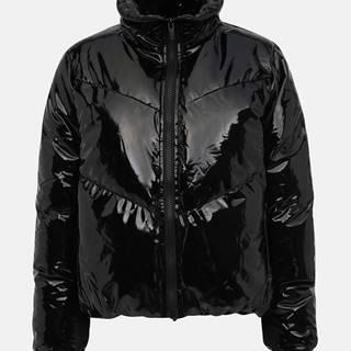 Haily´s Čierna dámska prešívaná zimná bunda Haily´s Lacky