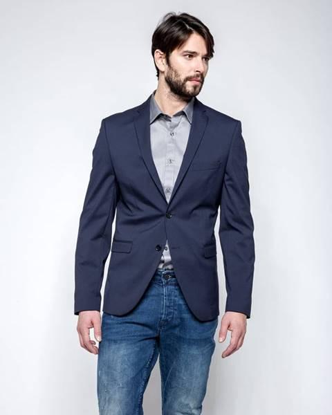 Modrý oblek Selected Homme