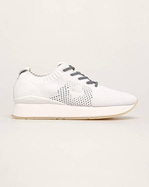 Biele topánky Gant