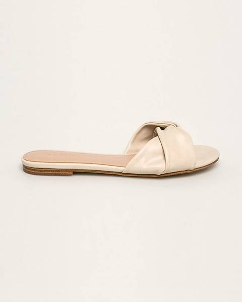 Béžové sandále Aldo