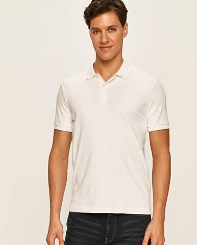 Biele tričko Selected