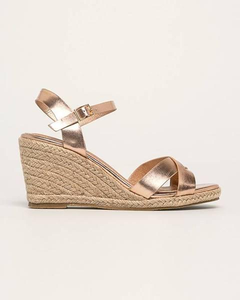 Ružové sandále Truffle Collection