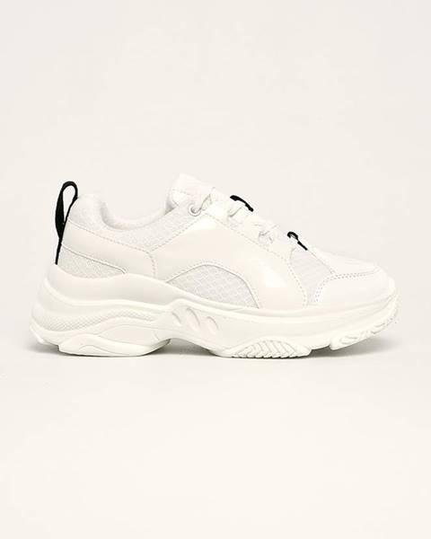 Biele topánky Desigual Sport
