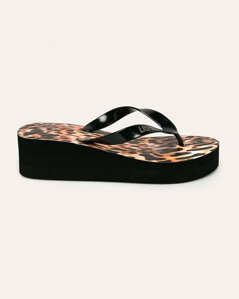Hnedé sandále Liu Jo