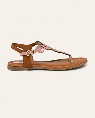 Ružové sandále S.Oliver