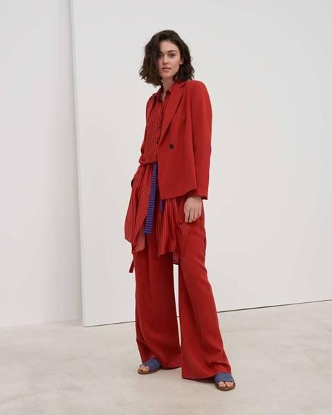 Červené sako Pietro Filipi