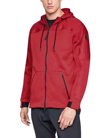 Červená bunda Under Armour