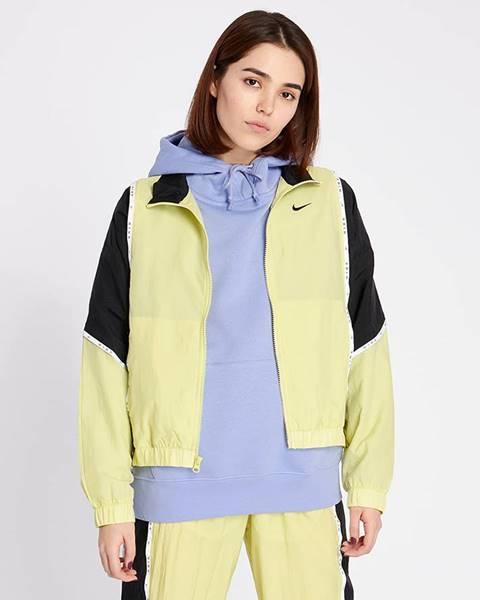 Žltá bunda Nike