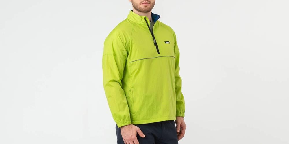Stüssy Stüssy Sport Pullover Jacket Green