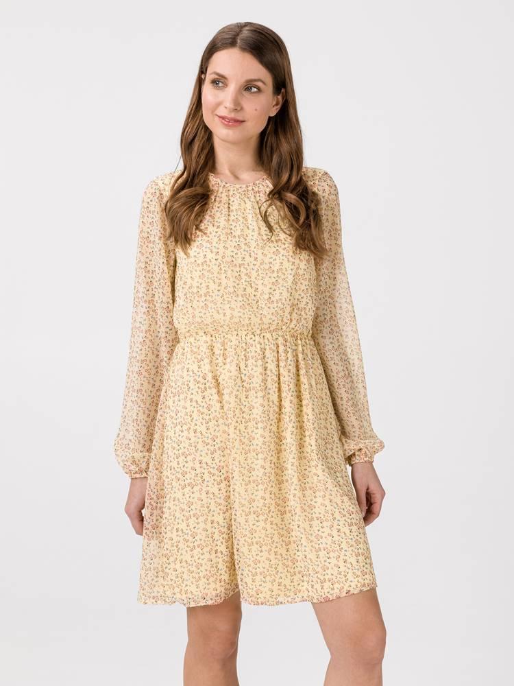 Vero Moda Molly Šaty Vero Moda Žltá