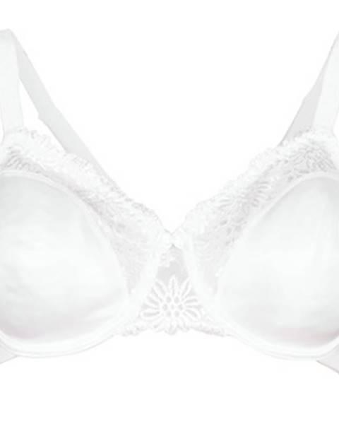 Biele čipkované prádlo Triumph