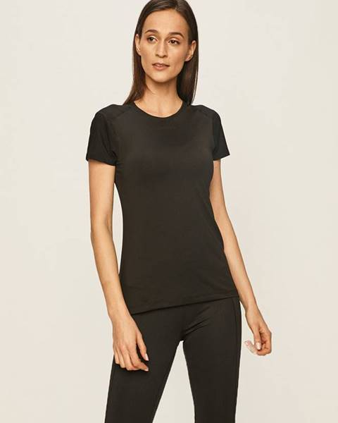 Čierne tričko Craft