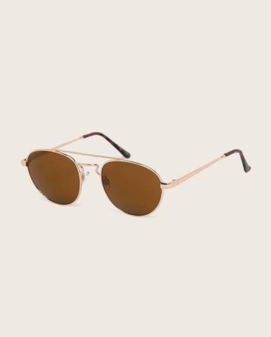 Zlaté okuliare Pieces