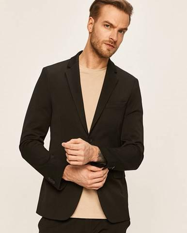 Čierne sako Tailored & Originals