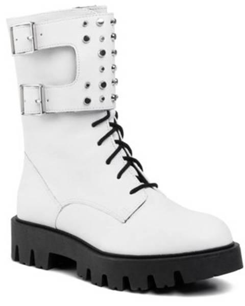 Biele topánky