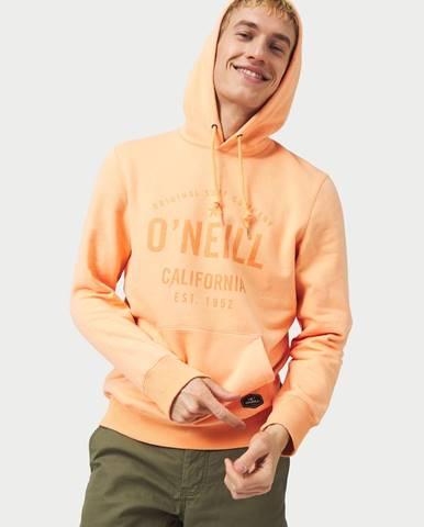 Oranžová bunda s kapucňou O'Neill
