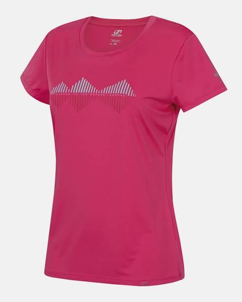 Ružové tričko hannah