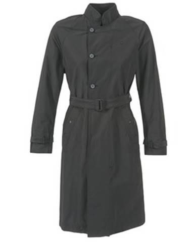 Čierny kabát G-Star Raw