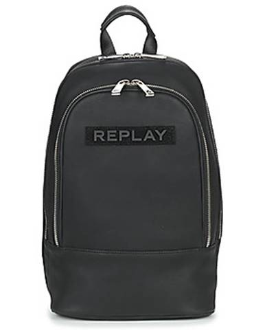 Čierny batoh Replay