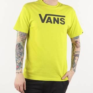 Tričko Vans Mn Classic Sulphur Spring Žltá