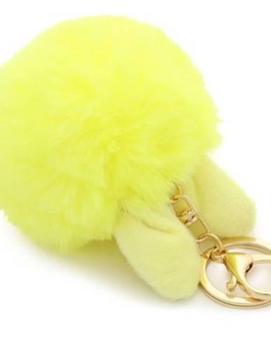 Žltý prívesok