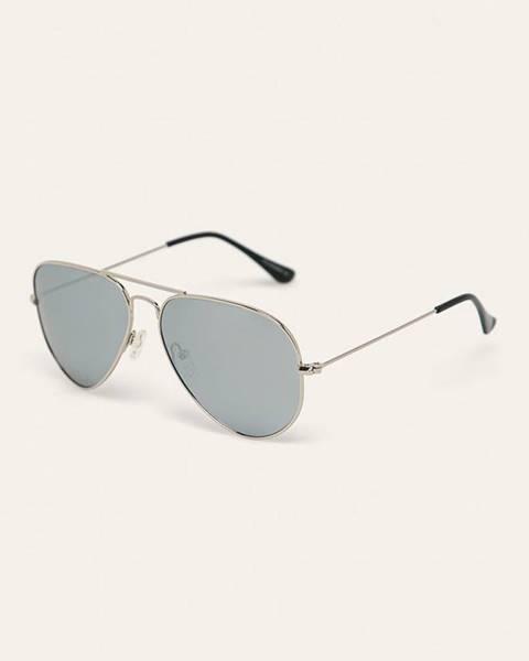 Sivé okuliare Answear