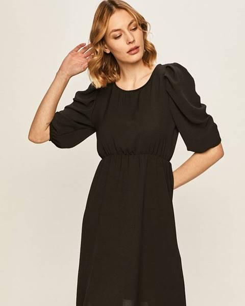 Čierne šaty Haily's