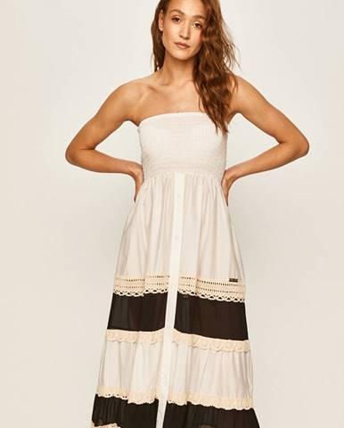 Biele šaty Twinset