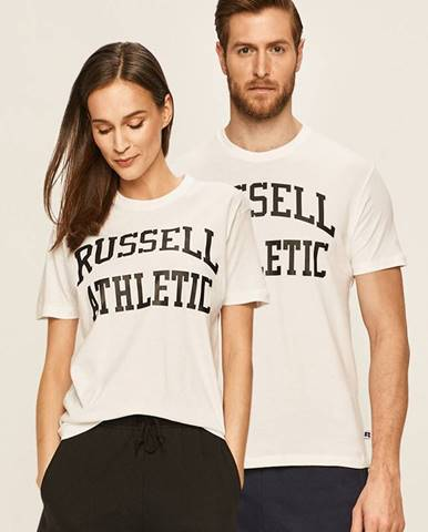 Biele tričko Russell Athletic