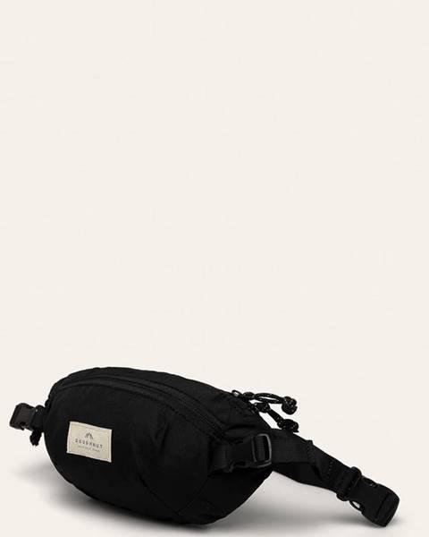 Čierna kabelka doughnut