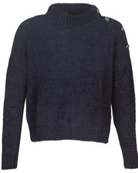 Modrý sveter Le Temps des Cerises