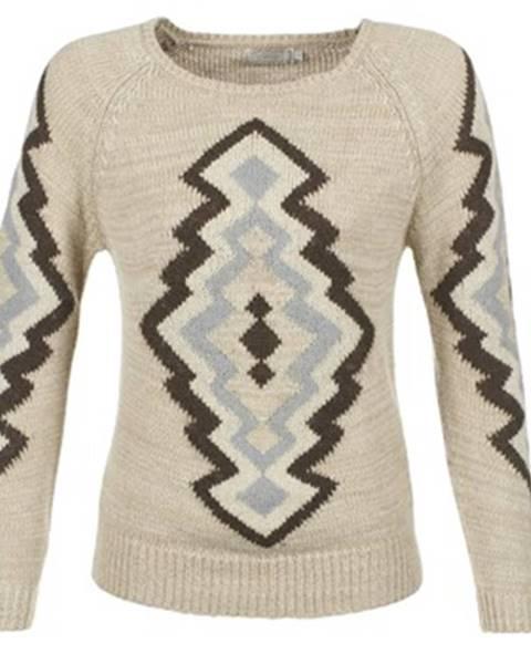 Béžový sveter Cream