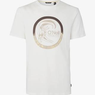 Tričko O'Neill Lm Circle Surfer T-Shirt Biela