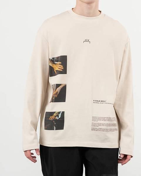Biele tričko A-COLD-WALL*