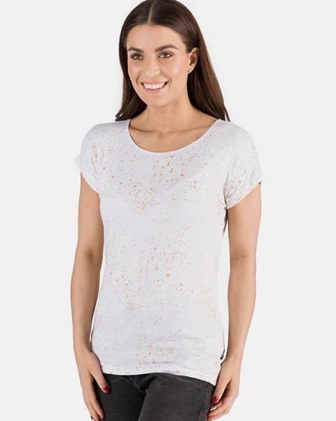 Biele tričko SAM 73