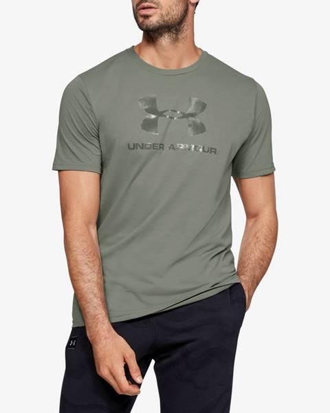 Zelené tričko Under Armour