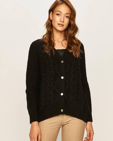 Čierny sveter Stefanel