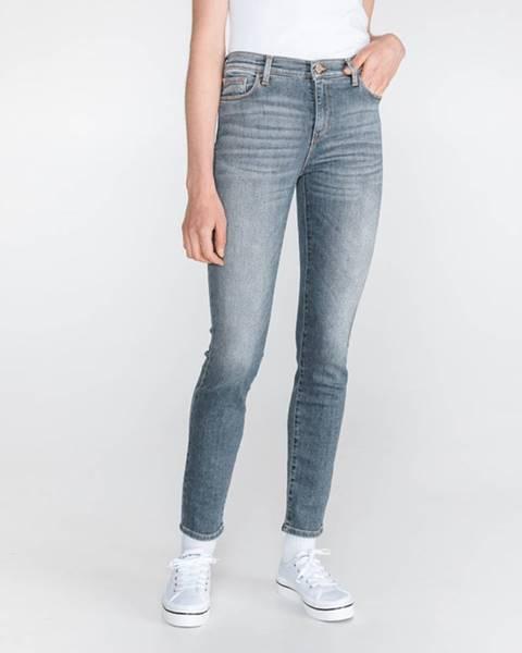 Sivé skinny nohavice Twinset