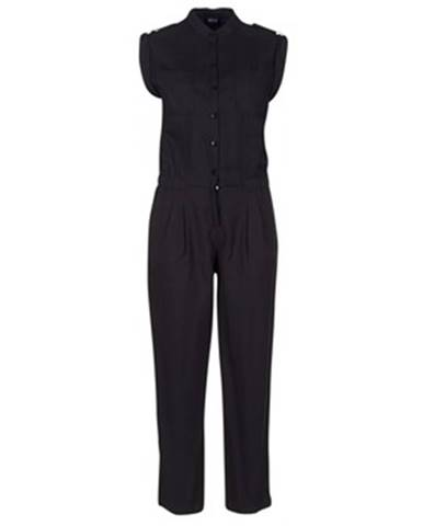 Čierny overal Armani jeans