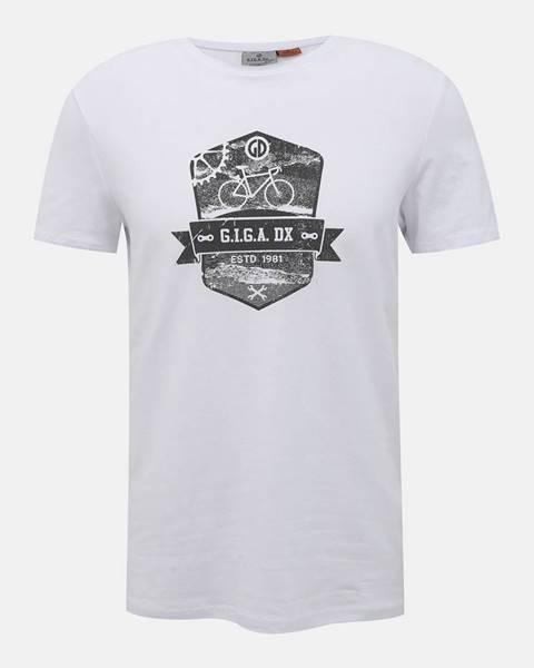 Biele tričko killtec