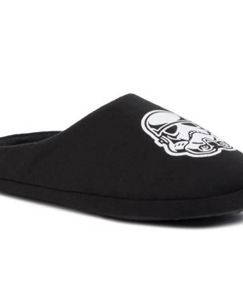 Čierne papuče