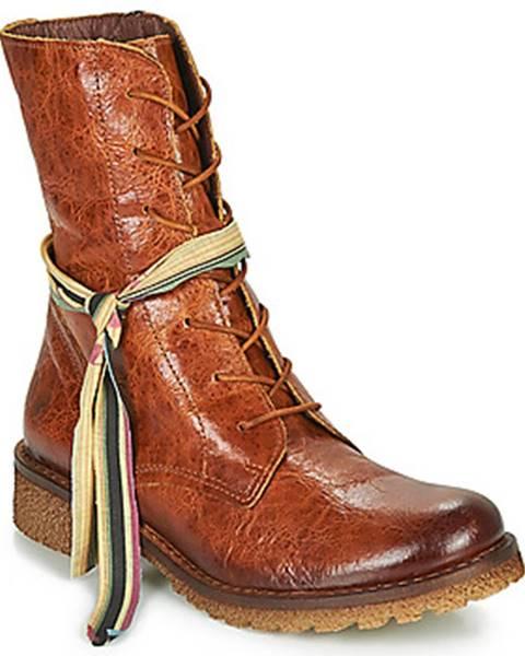 Hnedé topánky Felmini