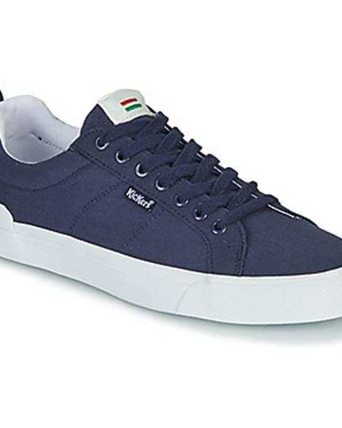 Modré tenisky Kickers