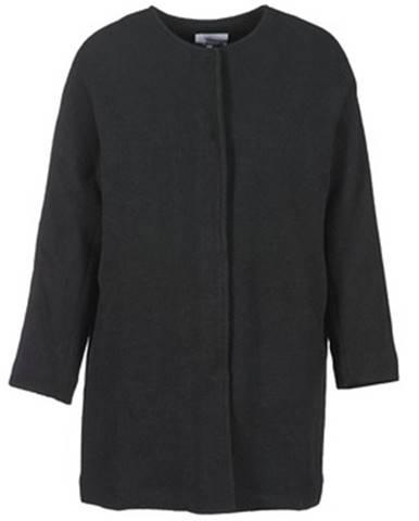 Čierny kabát Suncoo