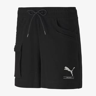 Kraťasy Puma Nu-Tility Shorts Čierna