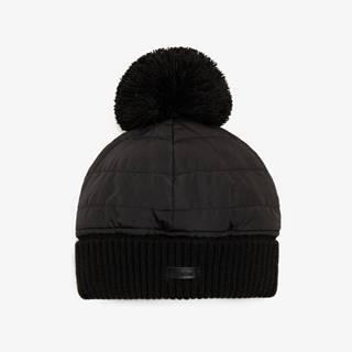 Trussardi Jeans Zimná čiapka Čierna