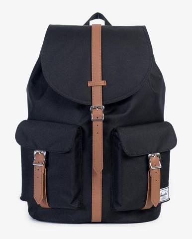Čierny batoh Herschel Supply