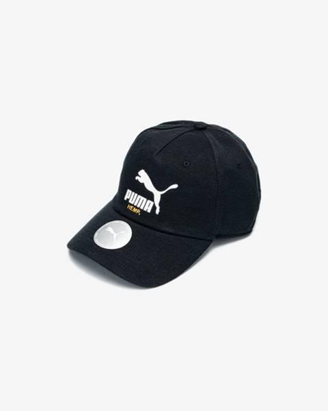 Čierna čiapka Puma