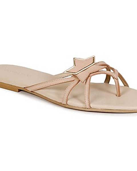 Ružové sandále See by Chloé