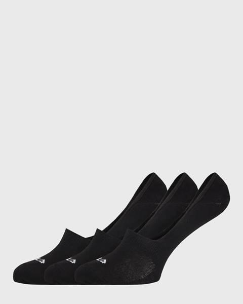 Čierne ponožky Fila